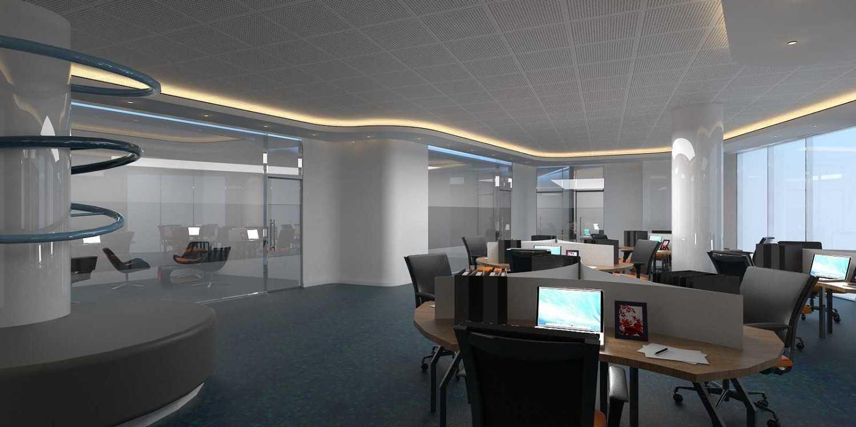 Graharupa Cipta Kirana T Office Jakarta Jakarta Workspace Modern 18242