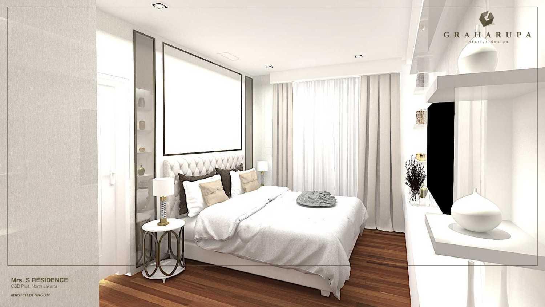 Foto inspirasi ide desain kamar tidur klasik Bedroom oleh Graharupa Cipta Kirana di Arsitag