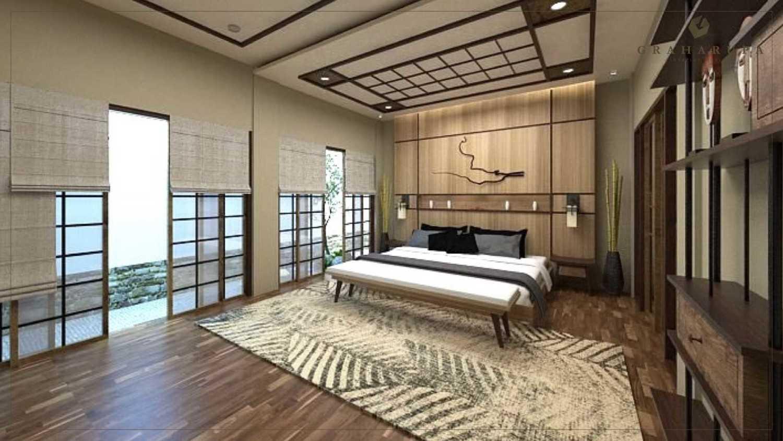 Graharupa Cipta Kirana J House Cikarang Cikarang Master Bedroom Minimalis 24069