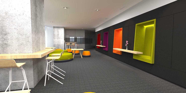 Graharupa Cipta Kirana S Office Jakarta Jakarta Breakout Area Modern 27486