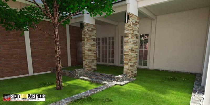 Rickyandpartners Architect Studio Y House At Merauke Papua, Indonesia Papua, Indonesia Corridor Kontemporer 3327