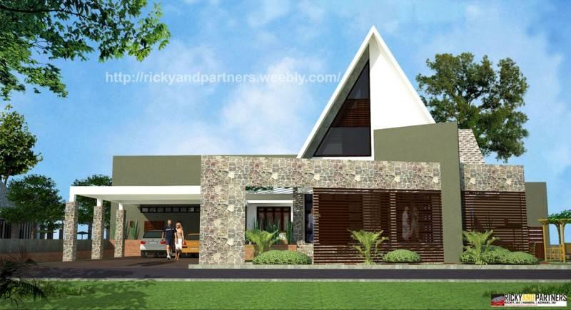 Rickyandpartners Architect Studio Tarmizi's Asylum At Pontianak West Kalimantan, Indonesia West Kalimantan, Indonesia Front-View2 Skandinavia 3433