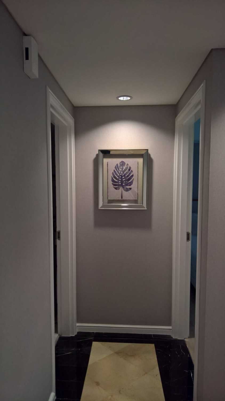 Foto inspirasi ide desain koridor dan lorong skandinavia Corridor oleh SASO Architecture Studio di Arsitag