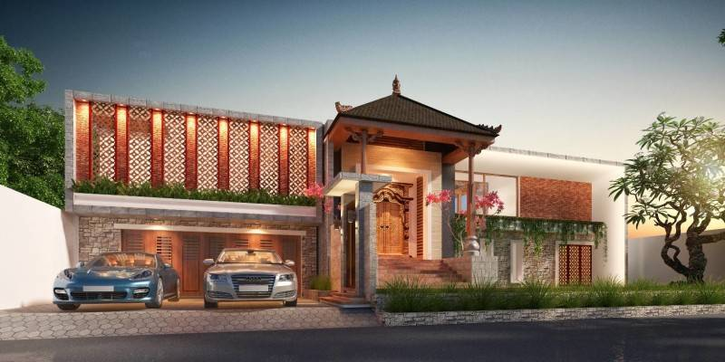 Jasa Design and Build SASO Architecture Studio di Bali