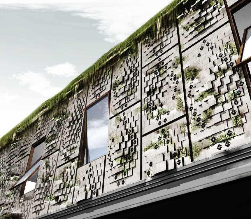 SASO Architecture Studio di Nusa Tenggara Timur