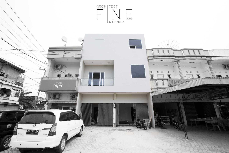 Fine Team Studio Muara Bungo Residence Muara Bungo, Jambi Muara Bungo, Jambi Front View Minimalis 16630
