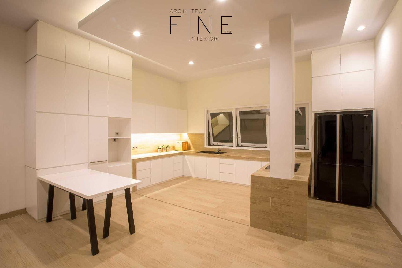Fine Team Studio Muara Bungo Residence Muara Bungo, Jambi Muara Bungo, Jambi Kitchen Minimalis 16641