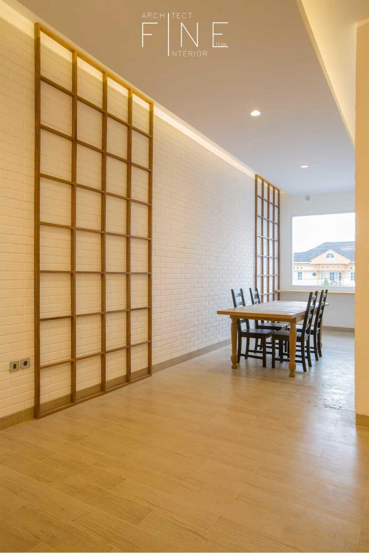 Fine Team Studio Muara Bungo Residence Muara Bungo, Jambi Muara Bungo, Jambi Dining Area Minimalis 16646