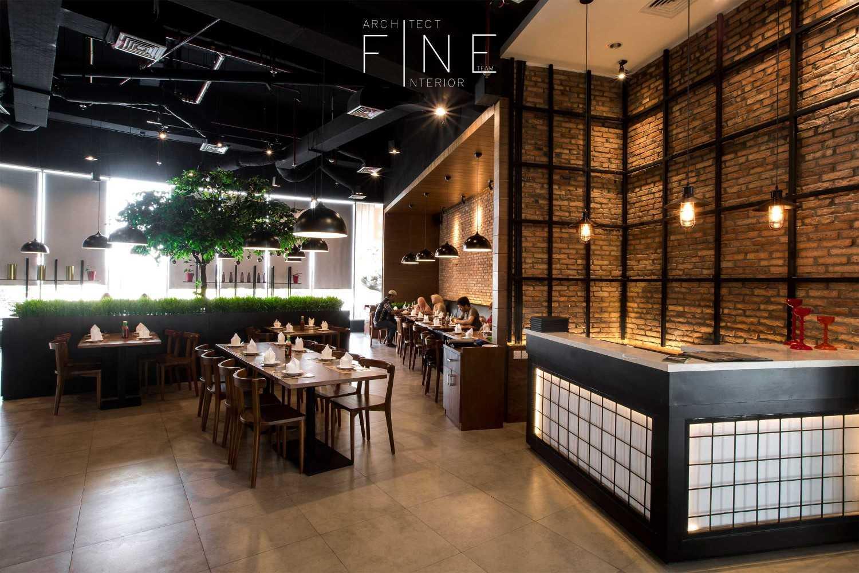 Fine Team Studio Will's Steak Mall Cipianng Indah Mall Cipinang Indah, Jakarta Mall Cipinang Indah, Jakarta Dining Area Kontemporer 16671