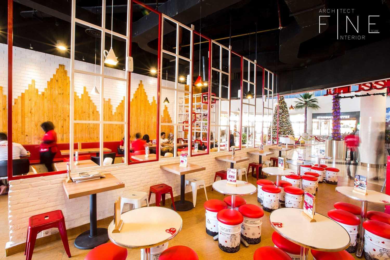 Fine Team Studio Sweet Hut Mall Cipinang Indah, Jalan Raya Kalimalang No.kav. 88, Pd. Bambu, Duren Sawit, Kota Jakarta Timur, Daerah Khusus Ibukota Jakarta 13420, Indonesia Mall Cipinang Indah Dining Area Kontemporer 16686