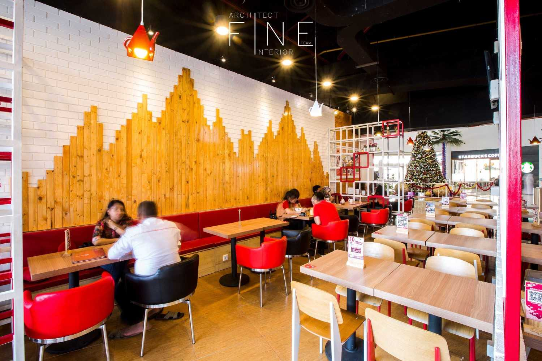 Fine Team Studio Sweet Hut Mall Cipinang Indah, Jalan Raya Kalimalang No.kav. 88, Pd. Bambu, Duren Sawit, Kota Jakarta Timur, Daerah Khusus Ibukota Jakarta 13420, Indonesia Mall Cipinang Indah Dining Area Kontemporer 16688