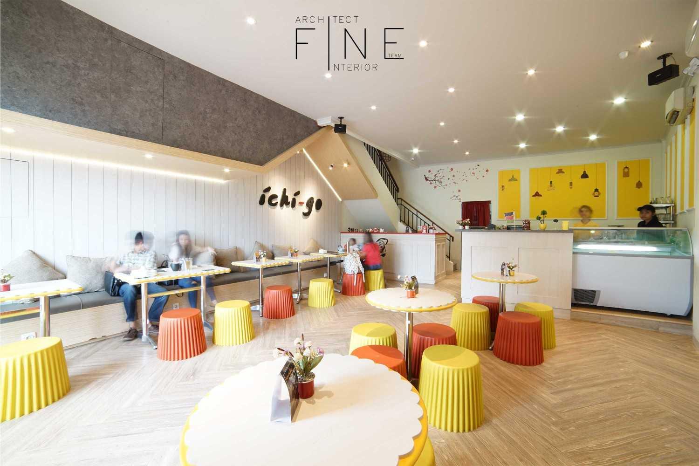 Fine Team Studio Ichigo Japanese Restaurant Gading Serpong Gading Serpong Dining Area Modern 16700