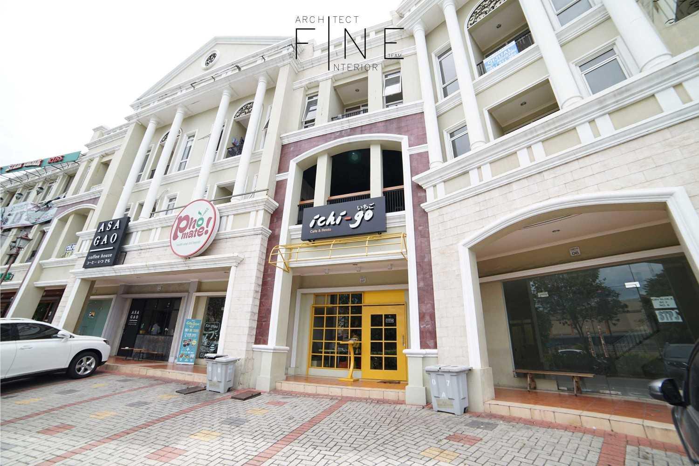 Fine Team Studio Ichigo Japanese Restaurant Gading Serpong Gading Serpong Front View Modern 16701