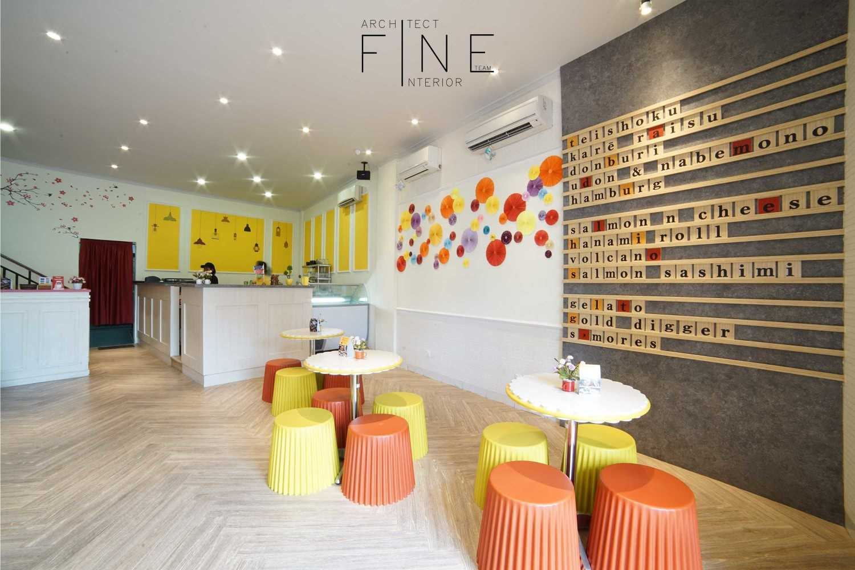 Fine Team Studio Ichigo Japanese Restaurant Gading Serpong Gading Serpong Dining Area Modern 16702