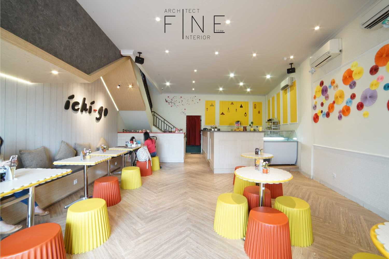 Fine Team Studio Ichigo Japanese Restaurant Gading Serpong Gading Serpong Dining Area Modern 16703