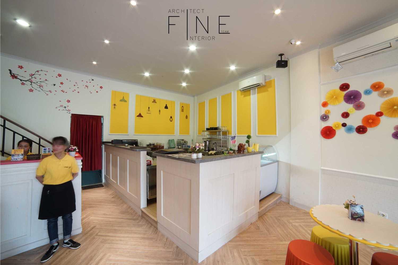 Fine Team Studio Ichigo Japanese Restaurant Gading Serpong Gading Serpong Counter Area Modern 16704