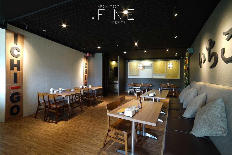 Fine Team Studio Ichigo Japanese Restaurant Gading Serpong Gading Serpong Dining Area Modern 16707
