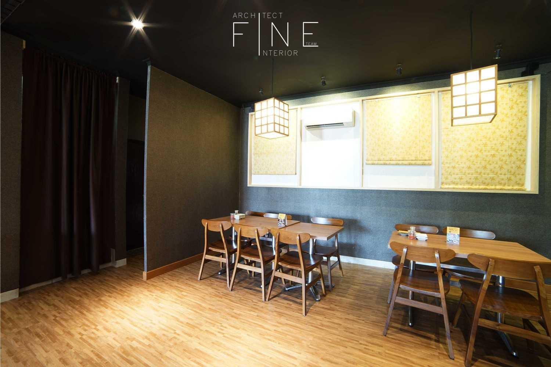 Fine Team Studio Ichigo Japanese Restaurant Gading Serpong Gading Serpong Dining Area Modern 16708