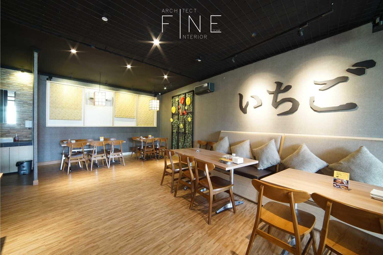 Fine Team Studio Ichigo Japanese Restaurant Gading Serpong Gading Serpong Dining Area Modern 16709