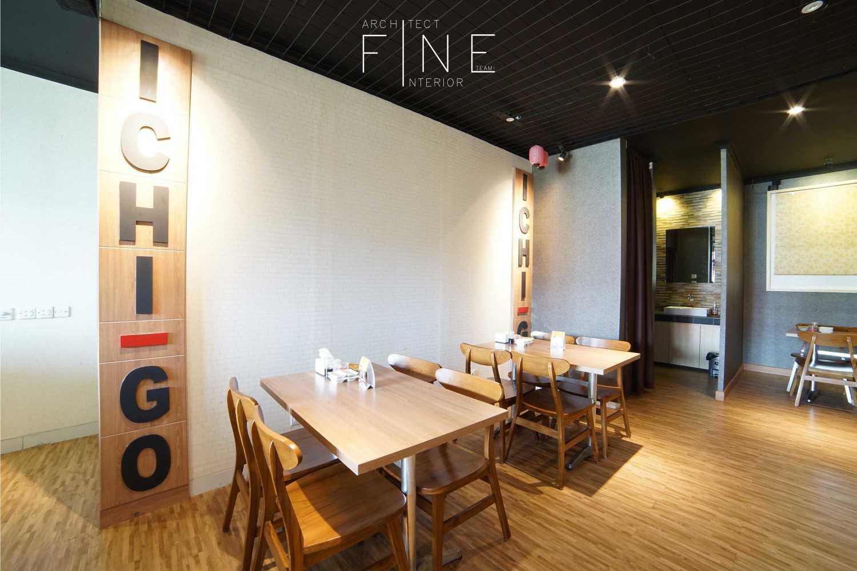 Fine Team Studio Ichigo Japanese Restaurant Gading Serpong Gading Serpong Dining Area Modern 16710