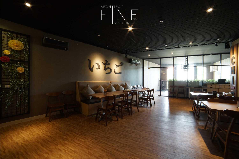 Fine Team Studio Ichigo Japanese Restaurant Gading Serpong Gading Serpong Dining Area Modern 16712