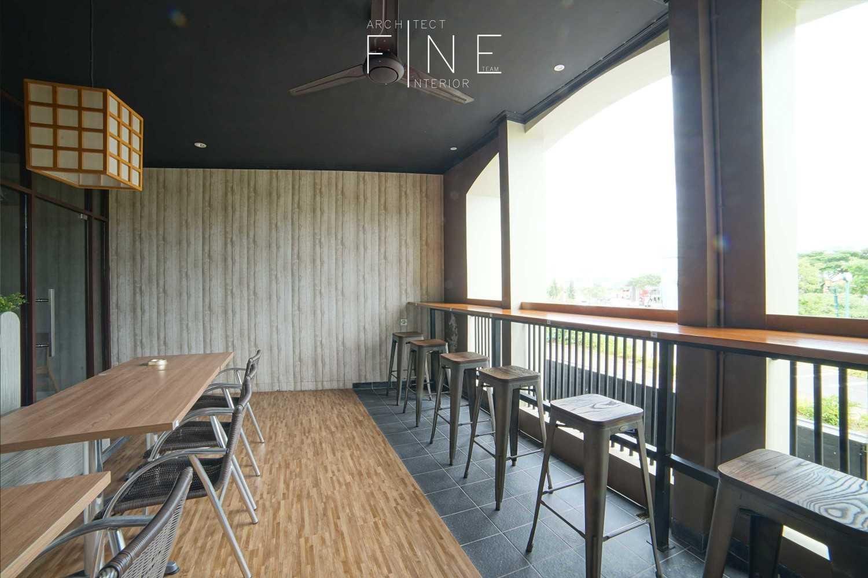 Fine Team Studio Ichigo Japanese Restaurant Gading Serpong Gading Serpong Balcony Area Modern 16714