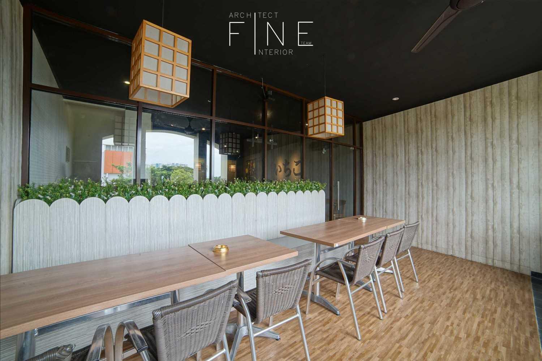 Fine Team Studio Ichigo Japanese Restaurant Gading Serpong Gading Serpong Dining Area Modern 16715