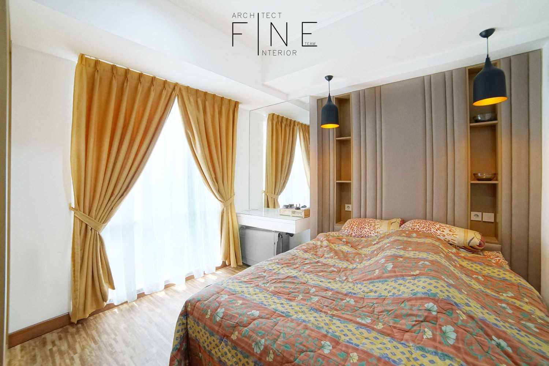 Fine Team Studio The Mansion Apartment Kemayoran, Jakarta Kemayoran, Jakarta Bedroom Klasik 23319