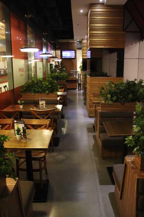 Pivot Eight Entourage Cafe At Gandaria City Mall Gandaria City Mall Gandaria City Entourage-Mall-Gandaria-City-Jakarta-4 Kontemporer,industrial 22286