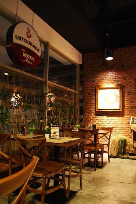 Pivot Eight Entourage Cafe At Gandaria City Mall Gandaria City Mall Gandaria City Entourage-Mall-Gandaria-City-Jakarta-6 Kontemporer,industrial 22288