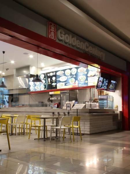 Pivot Eight Golden Century Restaurant At Pejaten Village South Jakarta, Indonesia South Jakarta, Indonesia Front-View3  3496