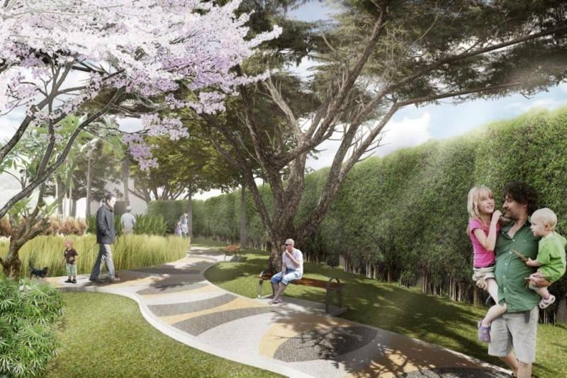 Para Architects Sunrise Garden Gate Menganti, Gresik Menganti, Gresik Gate-Landscapes  3725
