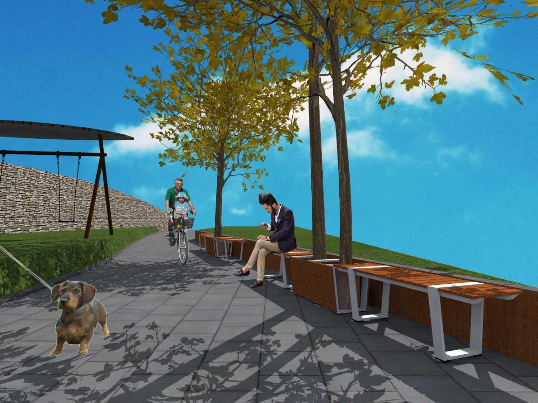 Tau Architect Hollland Park Playground Batu Malang Batu Malang Holland-Park Modern 11115
