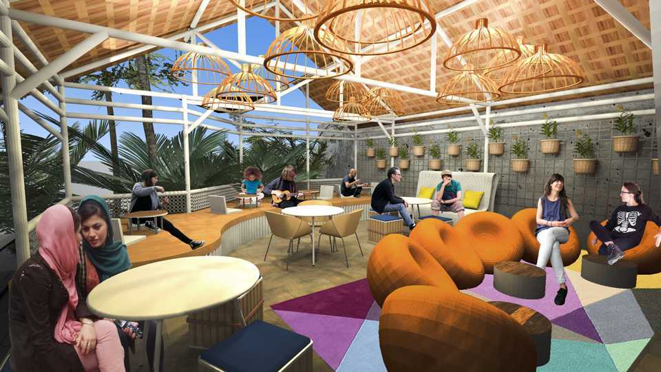 Tau Architect Botanika Jakarta Selatan Jakarta Selatan Lounge  11121