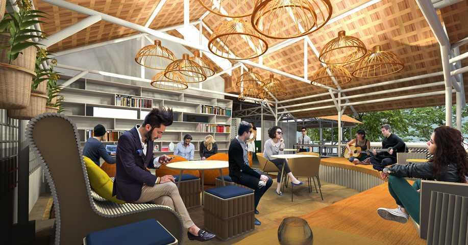 Tau Architect Botanika Jakarta Selatan Jakarta Selatan Lounge-Event-Space  11122
