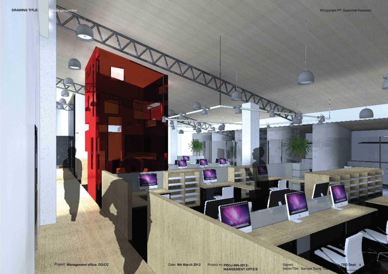 Tau Architect Supermal Karawaci Management Office Karawaci Karawaci Staff Area Industrial 13824