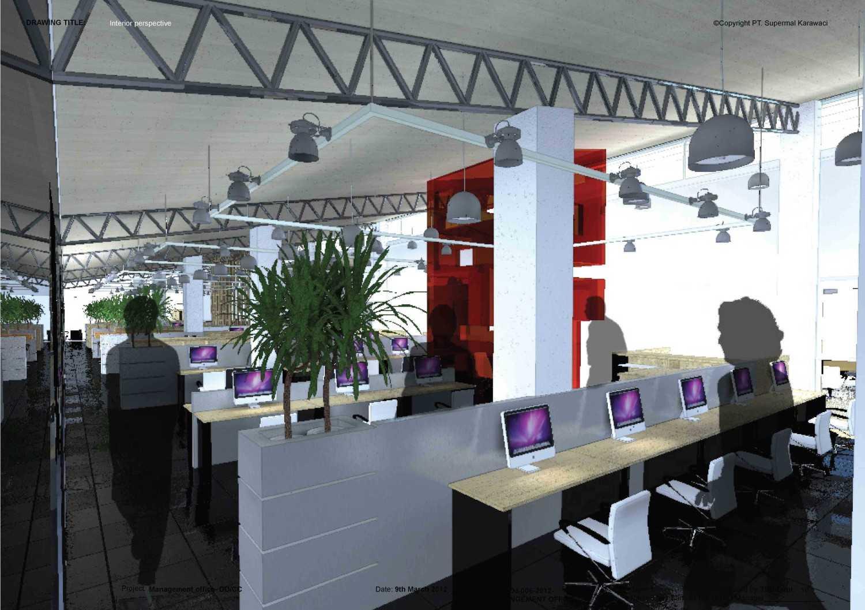 Tau Architect Supermal Karawaci Management Office Karawaci Karawaci Staff Area Industrial 13825
