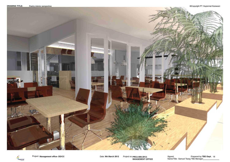 Tau Architect Supermal Karawaci Management Office Karawaci Karawaci Seating Area Industrial 13827