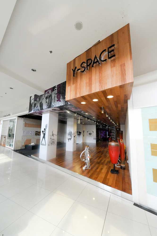 Tau Architect Y-Space Supermal Karawaci, Tangerang Supermal Karawaci, Tangerang Front View Minimalis 13854