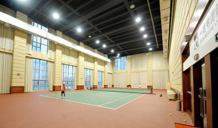 Tau Architect Sportsbox Shanghai,china Shanghai,china Indoor Arena Modern 13876