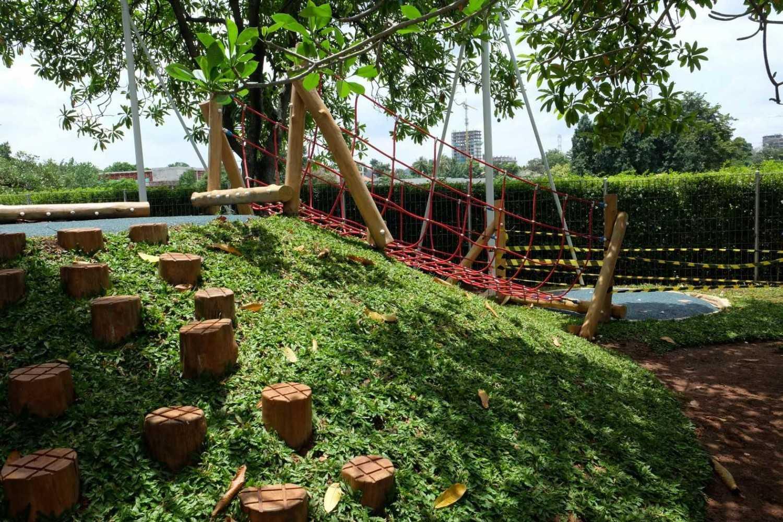 Tau Architect Bis Bintaro Bintaro Playground Minimalis 14592