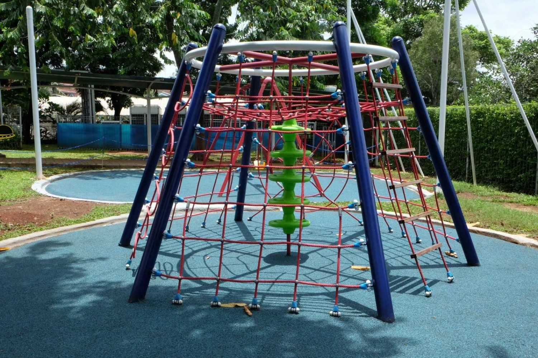 Tau Architect Bis Bintaro Bintaro Children's Climber Minimalis 14594