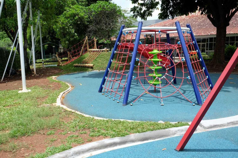 Tau Architect Bis Bintaro Bintaro Children's Climber Minimalis 14596