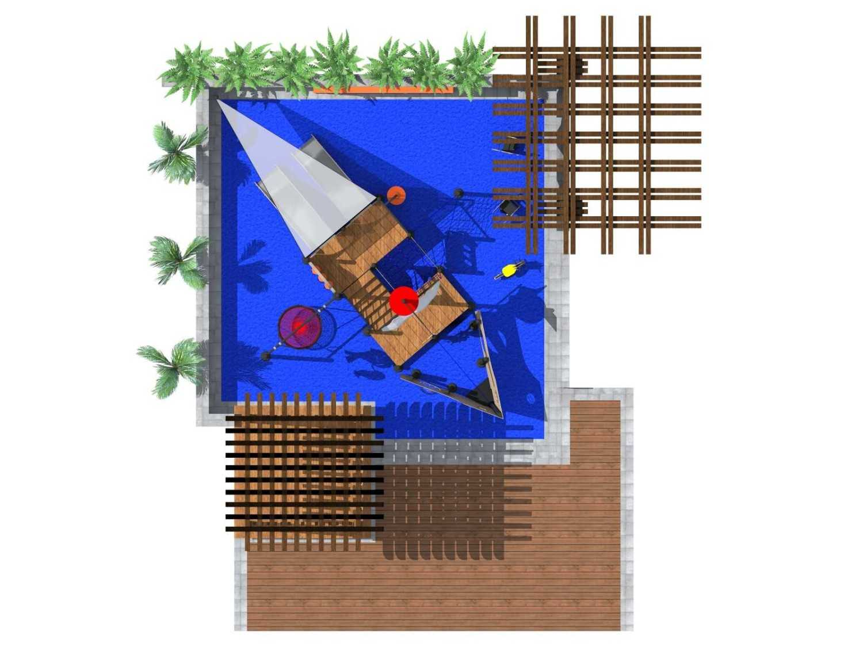 Tau Architect Kemang Village Kemang Kemang Parallel-View1 Modern 14606
