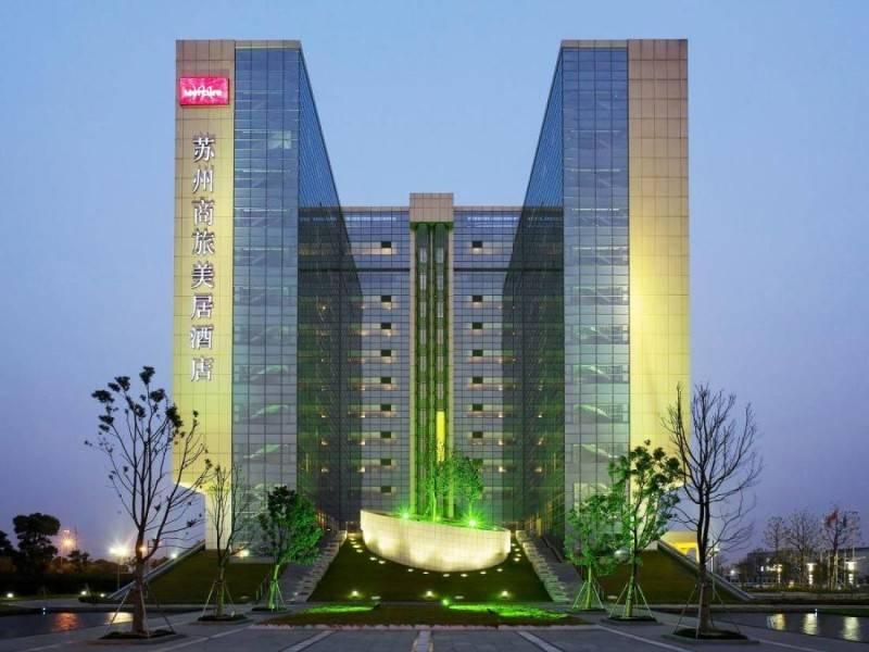 Tau Architect Mercure Suzhou Park Hotel & Suites Jiangsu, China Jiangsu, China Park-View Modern 3544