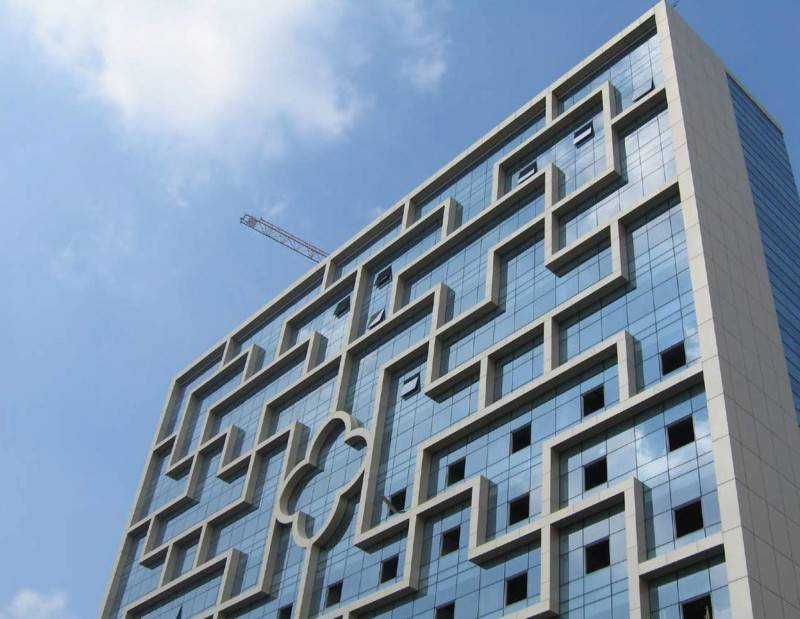 Tau Architect Mercure Suzhou Park Hotel & Suites Jiangsu, China Jiangsu, China Facade-Exterior Modern 3545