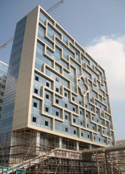 Tau Architect Mercure Suzhou Park Hotel & Suites Jiangsu, China Jiangsu, China Construction-View2 Modern 3546