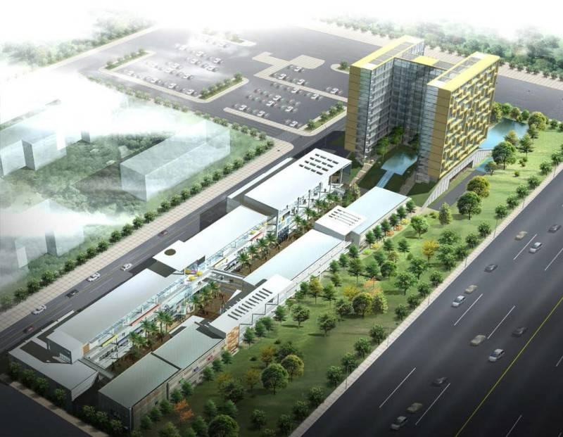 Tau Architect Mercure Suzhou Park Hotel & Suites Jiangsu, China Jiangsu, China Aerial-View Modern 3547