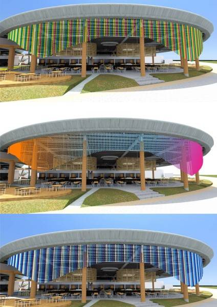 Tau Architect Foodcity At Golf Island Pluit North Jakarta, Indonesia North Jakarta, Indonesia Outside-View Modern 3659