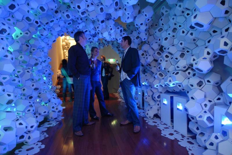 Tau Architect Digital Origami Sidney, Australia Sidney, Australia Photo-3672 Kontemporer 3672